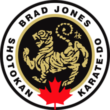 Brad Jones Shotokan Karate-Do
